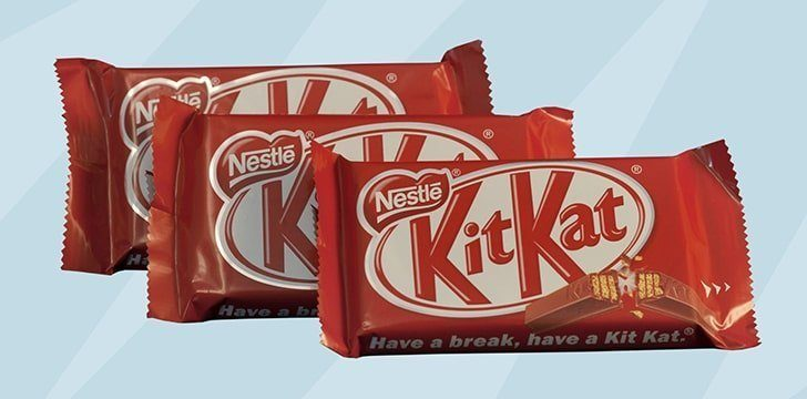 Kit Kat is Rowntree's best-selling product.