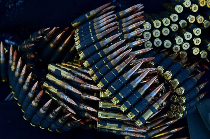 The 7.62mm rifle bullet was created over 100 years ago.