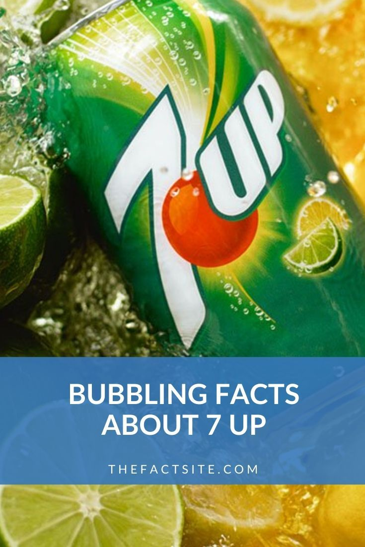 Bubbling Facts About 7 Up