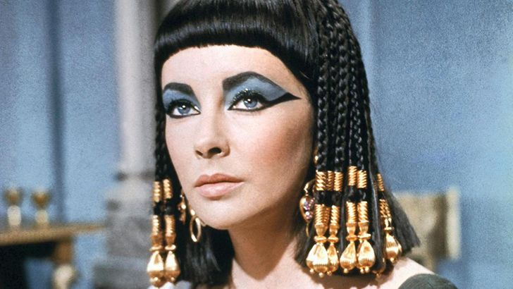 Cleopatra's reign was closer to the moon landings than the Great Pyramid being built.