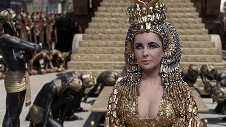Cleopatra wasn't Egyptian.