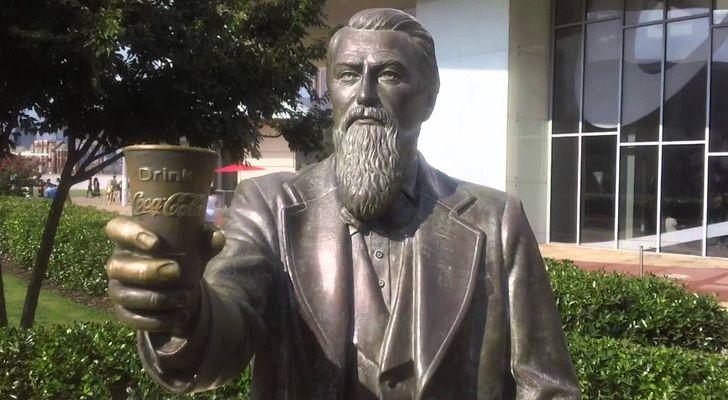 Coke Inventor John Pemberton