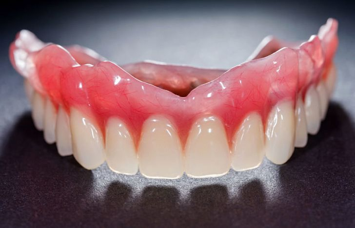 Before the 19th century, dentures were made from dead soldiers' teeth.