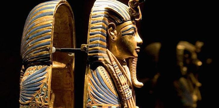 Ancient Egyptian Pharaohs used their slaves as fly catchers.