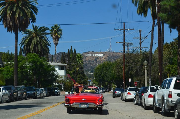 Hollywood moved from New York to Los Angeles to escape Edison's patents.