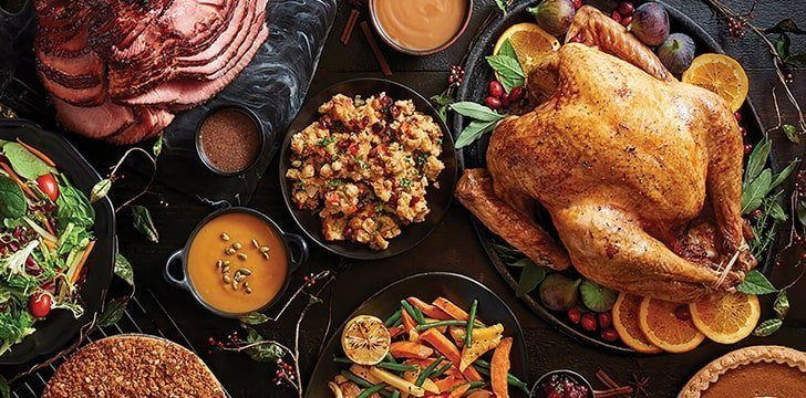 Thanksgiving is celebrated outside the U.S.