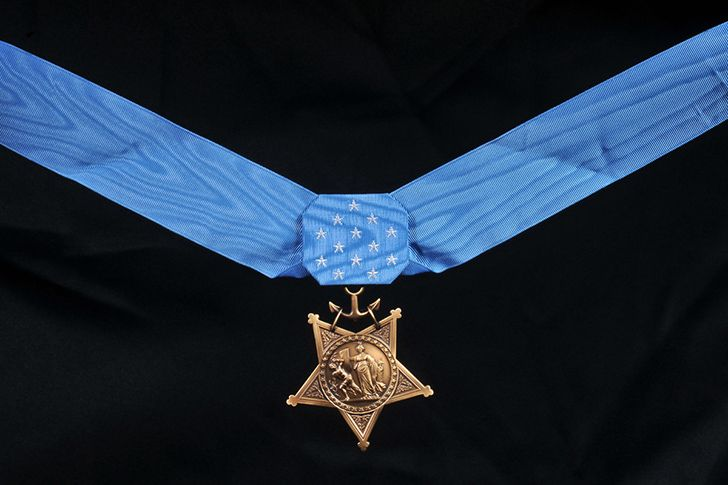 The first official Medals of Honor were awarded during the American Civil War.