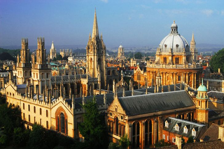 The University of Oxford is older than the Aztec Empire.