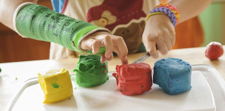 A Few Fun Facts About Play-Doh & Its History