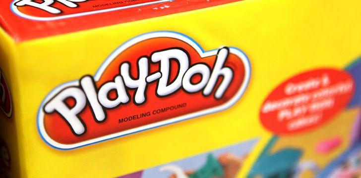 Play-Doh Logo & Packaging