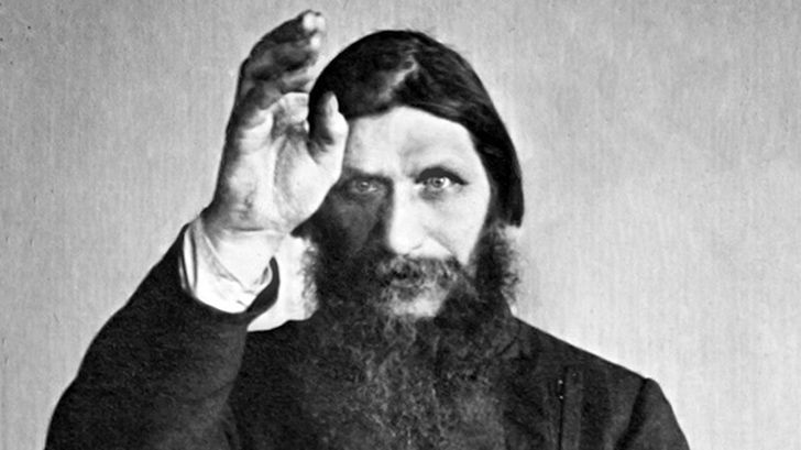 Rasputin survived being poisoned and being shot.