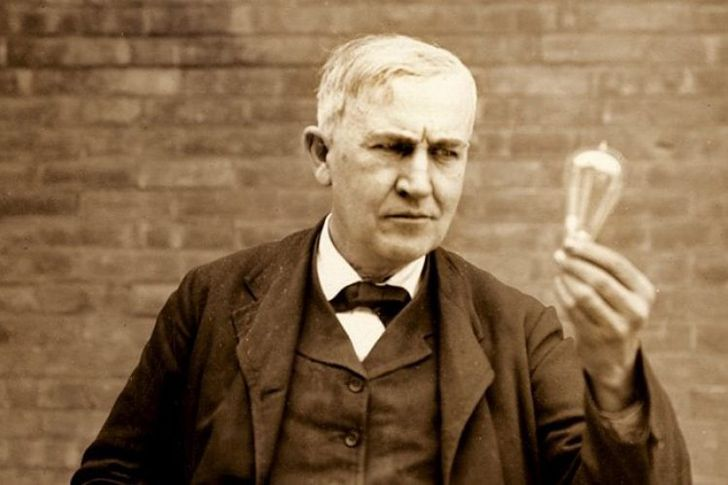 Thomas Edison didn't invent most of the stuff he patented.