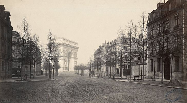 "During World War I, the French built a ""fake Paris""."