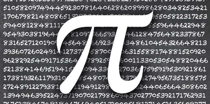 Awesome facts about Pi