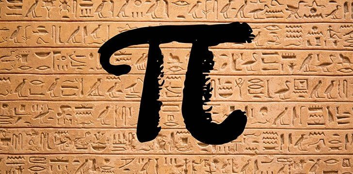 Where does pi come from?