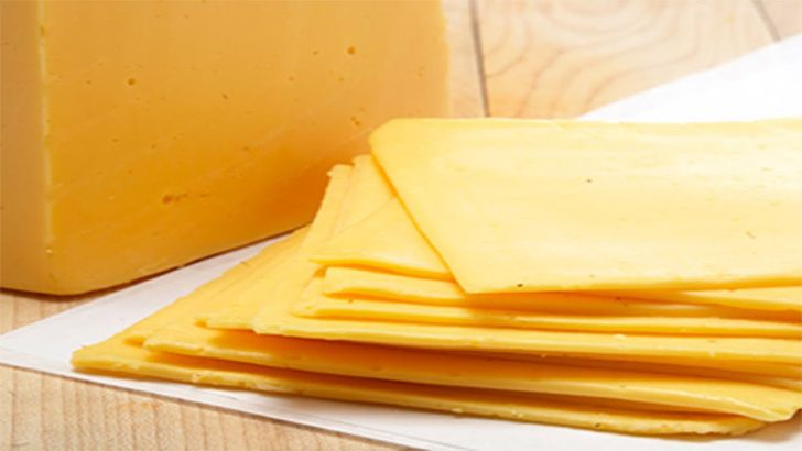 American cheese is not American.