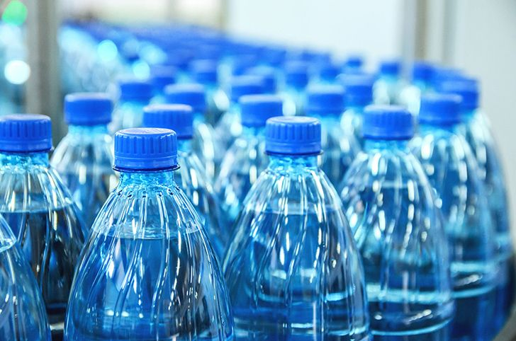 Expiration dates on bottled water have nothing to do with the water.