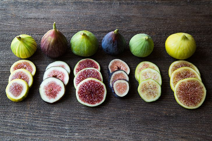 Figs can contain dead wasps.