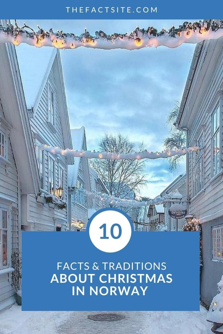 10 Facts & Traditions About Christmas in Norway