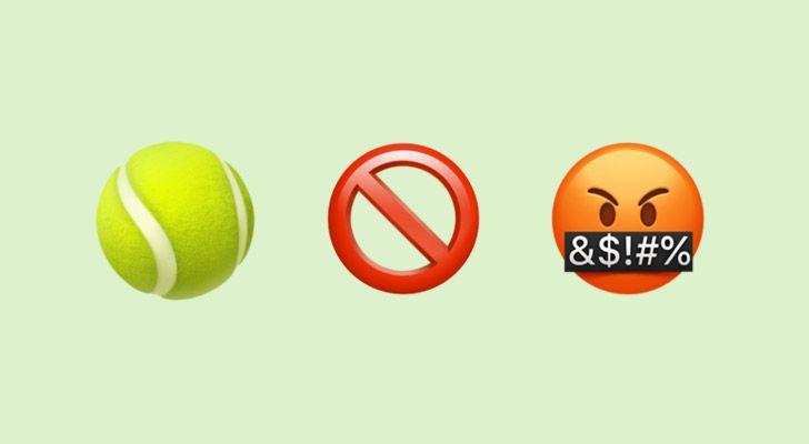 Tenisçilerin Wimbledon'da oynarken küfür etmesine izin verilmez.