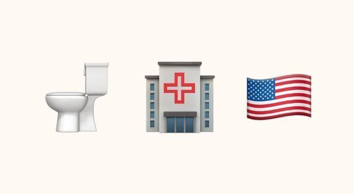 Amerika Birleşik Devletleri'nde her yıl 40.000'den fazla tuvaletle ilgili yaralanma meydana gelmektedir.