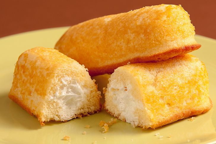 Twinkie cream isn't cream at all.