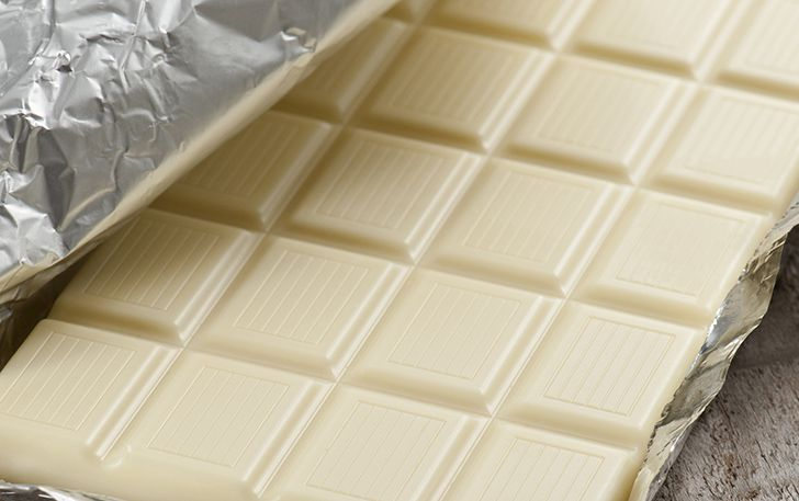 White chocolate isn't chocolate.