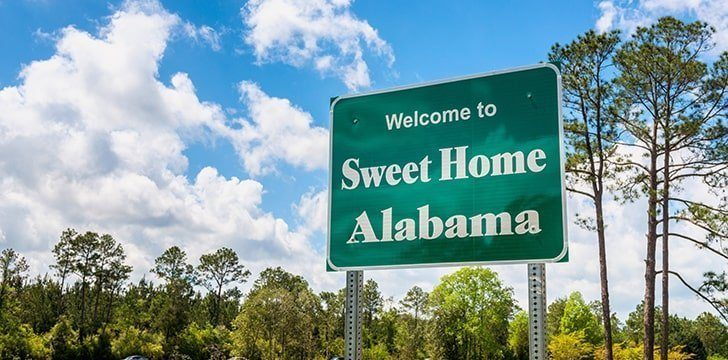 There actually is a sweet home in Alabama.