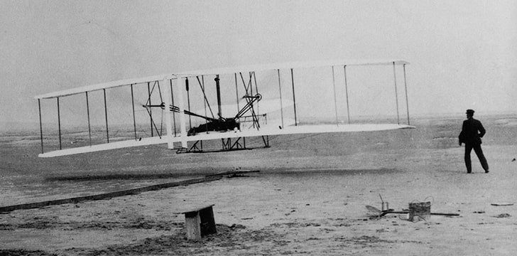 The first civil aviation school in the United States was opened in Alabama.