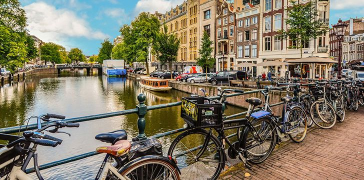 Wonderful Facts about Amsterdam
