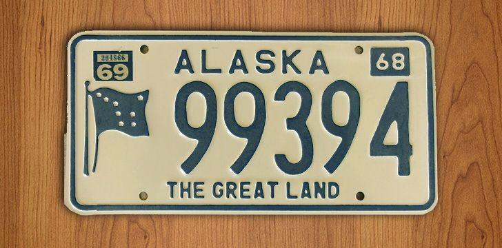 """Alaska means """"Great Land"""" in Aleut."""