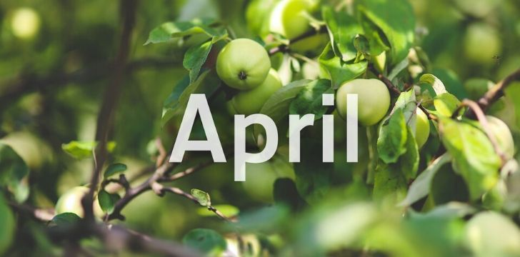 20 Awesome Facts About April