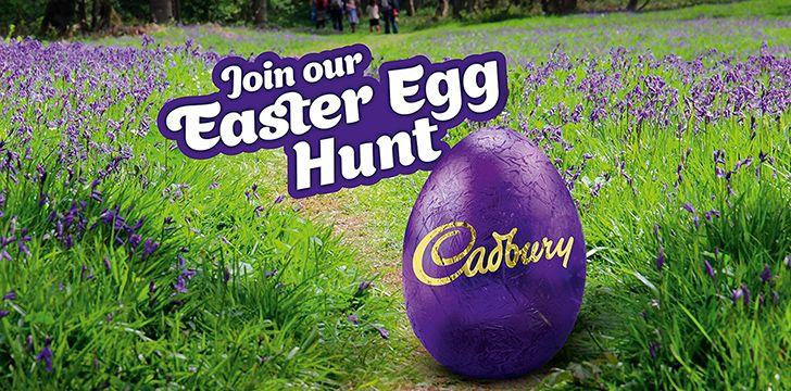 Cadbury Creme Eggs are the most famous Easter eggs in the UK.