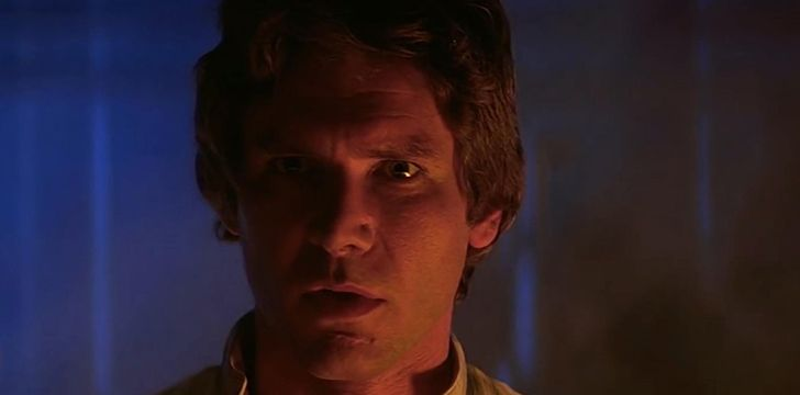 Han Solo's most iconic line was improvised.