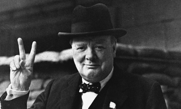 Winston Churchill staged a prison break in his youth