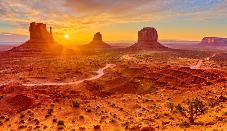 Arizona doesn't observe daylight saving time