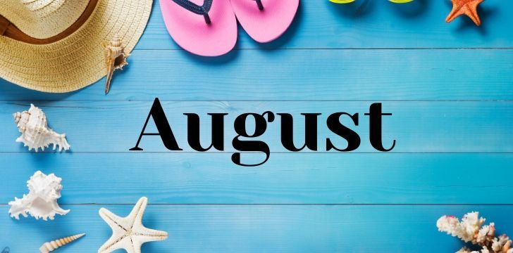 20 Awesome Facts About August | The Fact Site