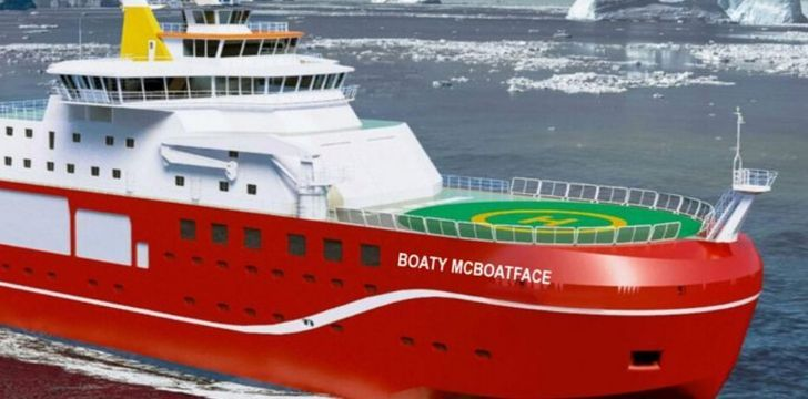The Silly Story of Boaty McBoatface