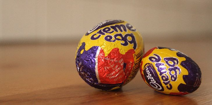 Cadbury's Creme Egg Facts