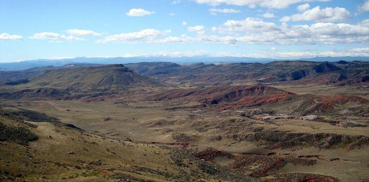 Lindenmeier site in Colorado