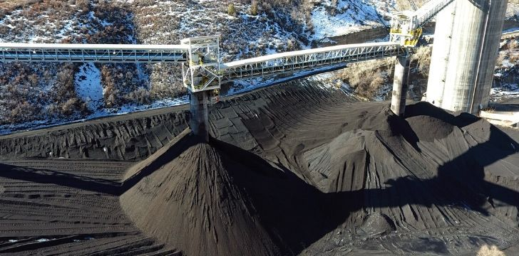 A coal mine in Colorado