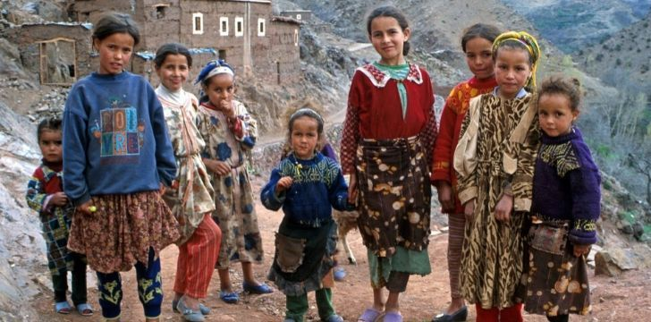 Berber people.