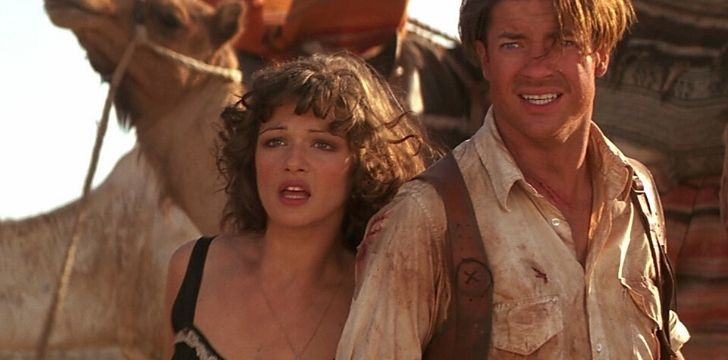 Cast from The Mummy (1999)