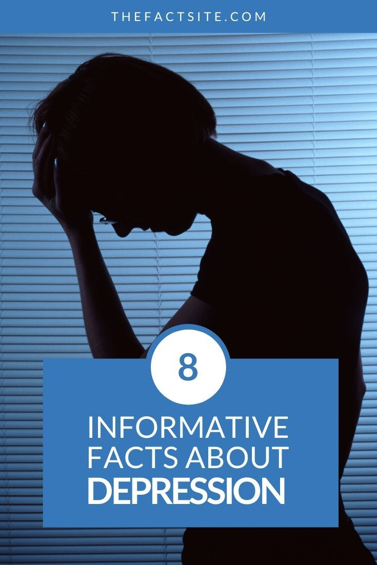 8 Informative Facts About Depression