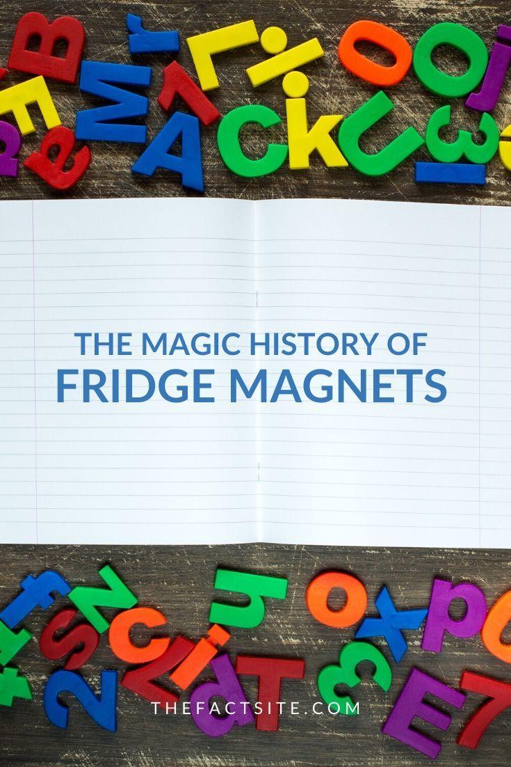 The Magic History Of Fridge Magnets