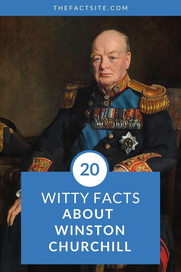 10 Witty Facts About Winston Churchill