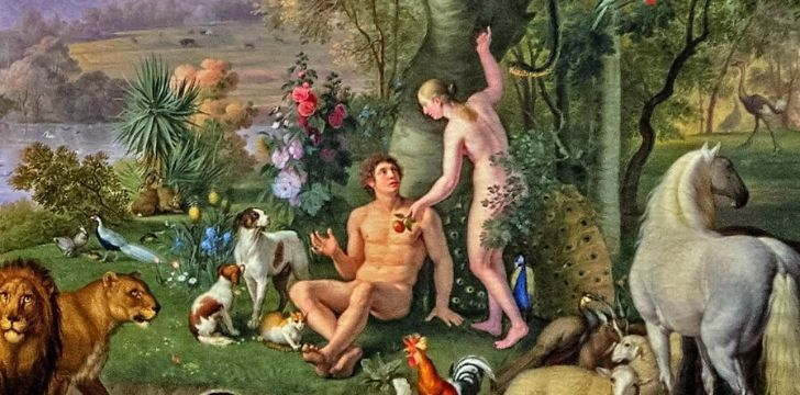 Adam and Eve might have eaten the forbidden fruit on purpose