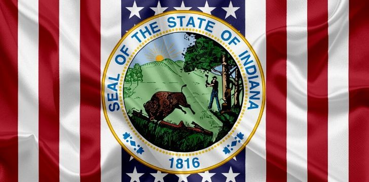 Indiana's state seal