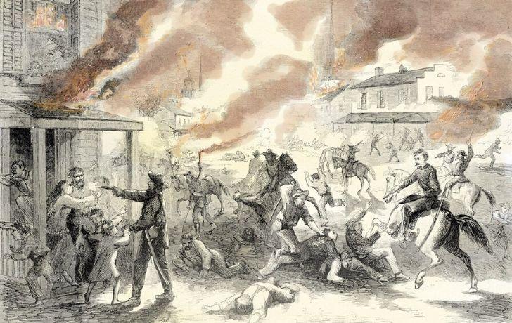 The Lawrence Massacre