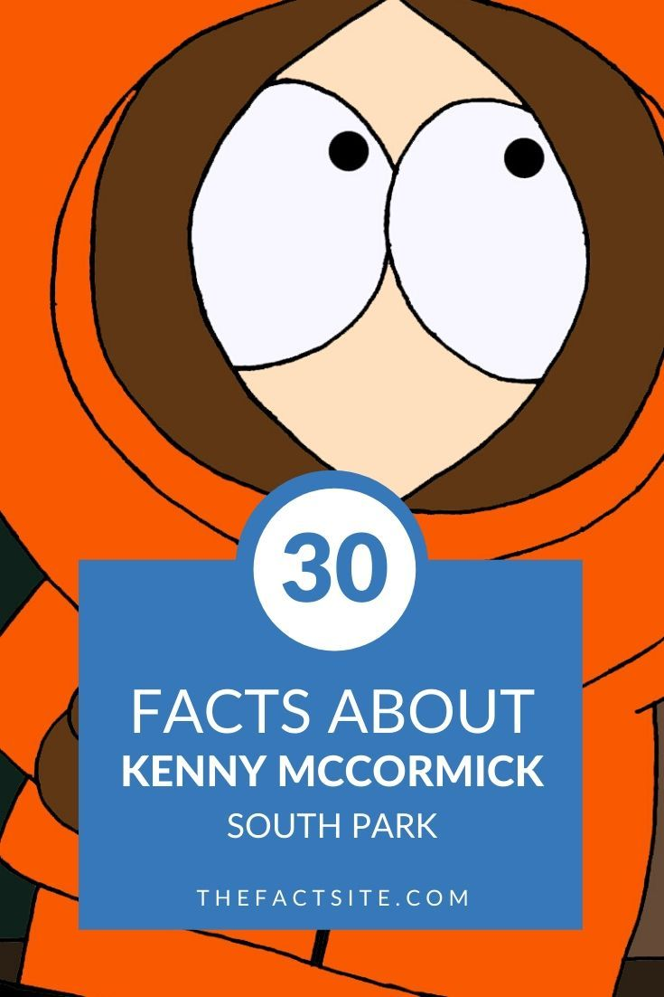 30 Facts About Kenny McCormick from South Park